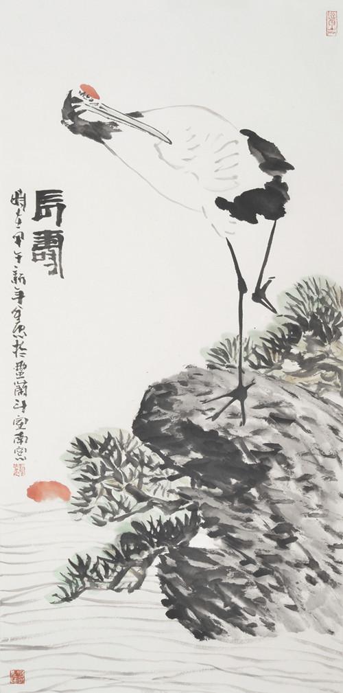 山东省青年美术家协会理事,中国国家画院姜宝林艺术工作室画家.